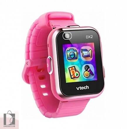 Детские наручные часы Kidizoom SmartWatch DX2, розовые