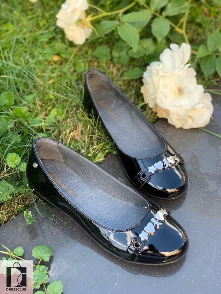 Туфли NATURINO BELLONA VERNICE черные