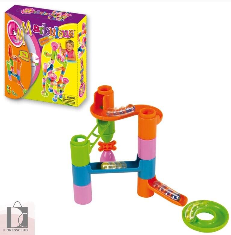 Toto toys 293 Marbulous Marble Run