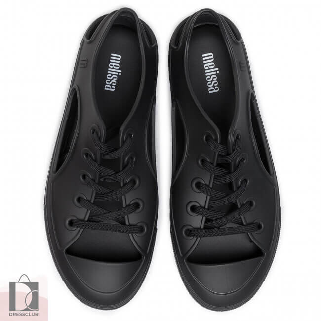 32696 Melissa Star in Love (BLACK) кеды черные