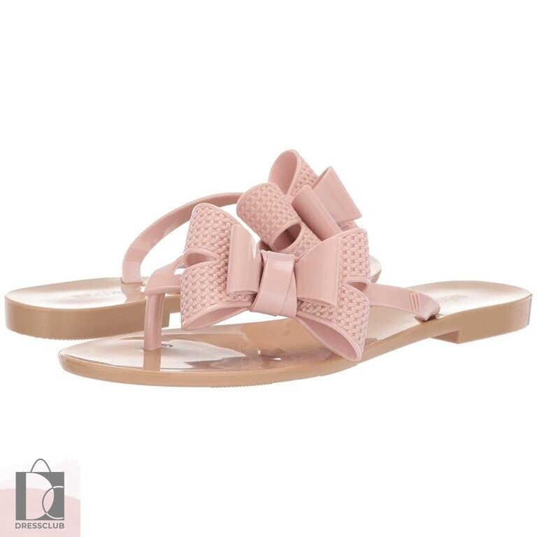 32397-50739 Melissa Harmonic bow Beige/Pink