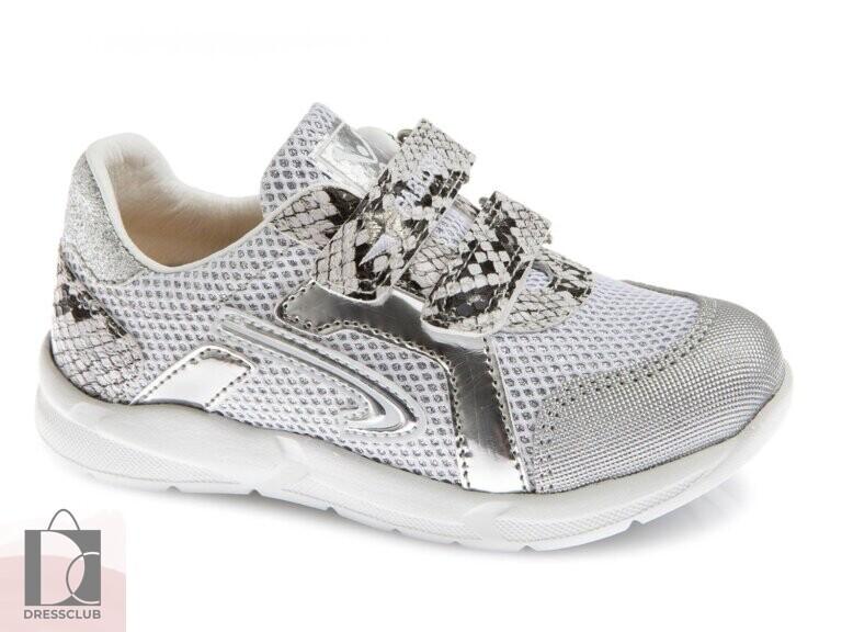 PABLOSKY кроссовки серебро 280550