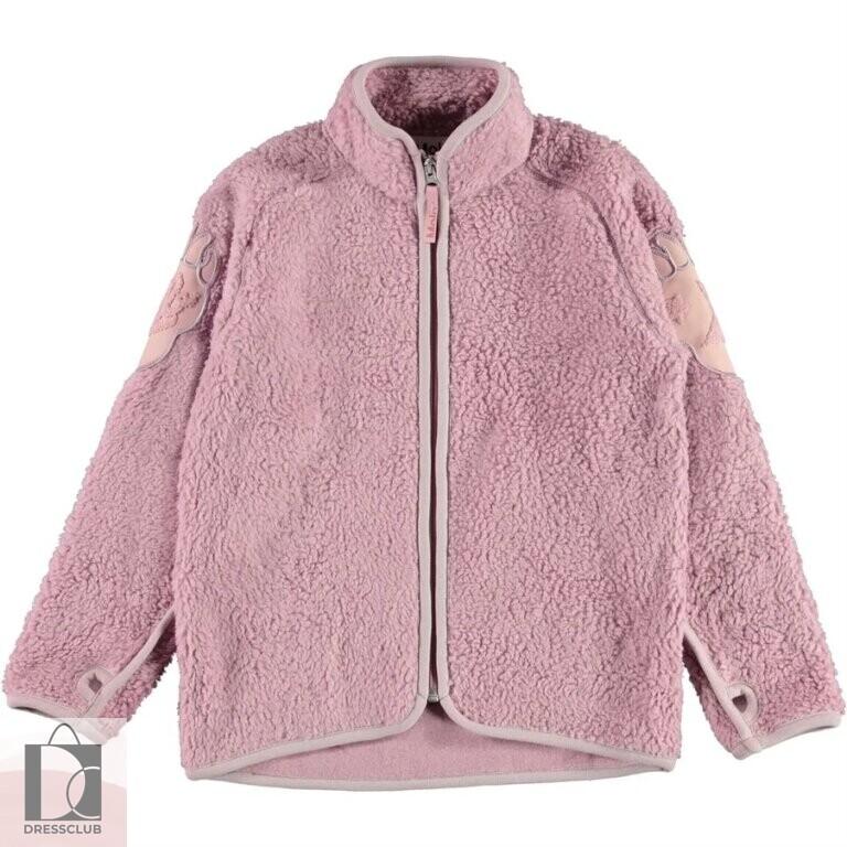 Molo Ulan Blue Pink куртка
