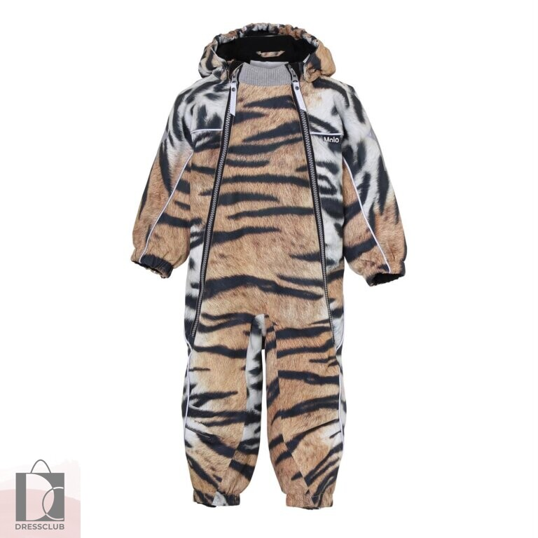 Molo Pyxis Wild Tiger комбинезон