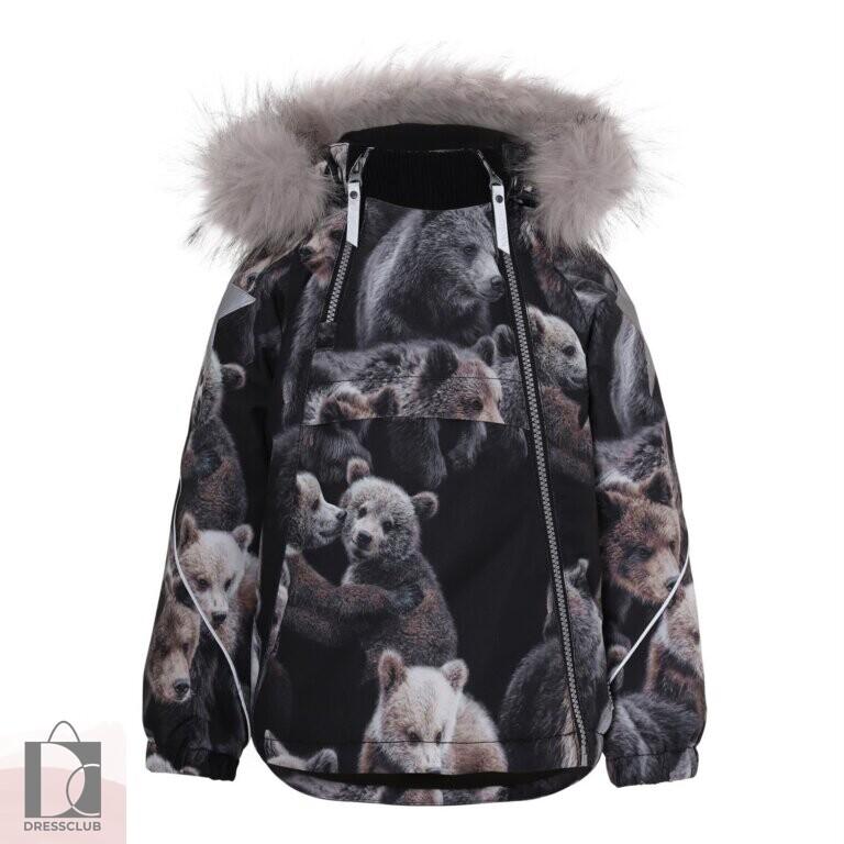 Molo Hopla Fur Teddy куртка
