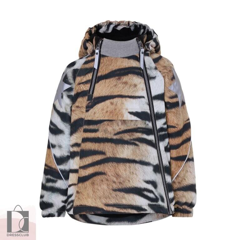 Molo Hopla Wild Tiger куртка