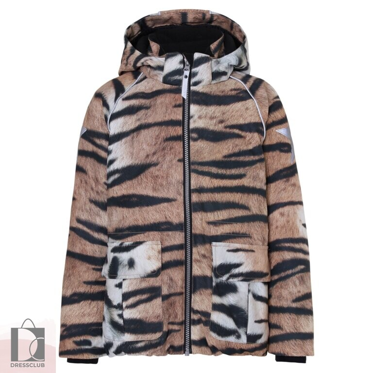 Molo Cathy Wild Tiger куртка