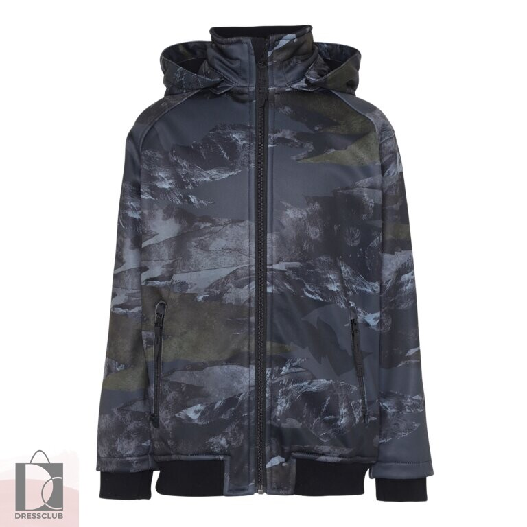 Molo Cloudy Mountain Camo куртка