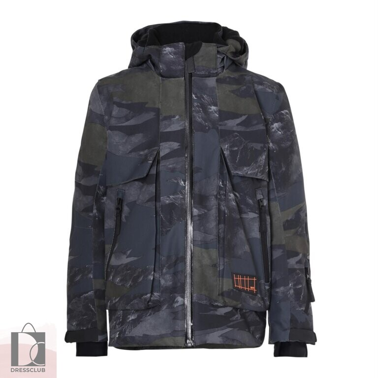 Molo Alpine Mountain Camo куртка
