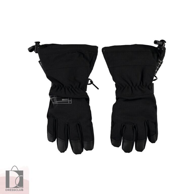 Molo Mackenzie Pro Black перчатки