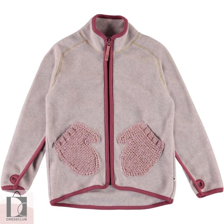 Molo Ushi Fair Pink флисовая кофта