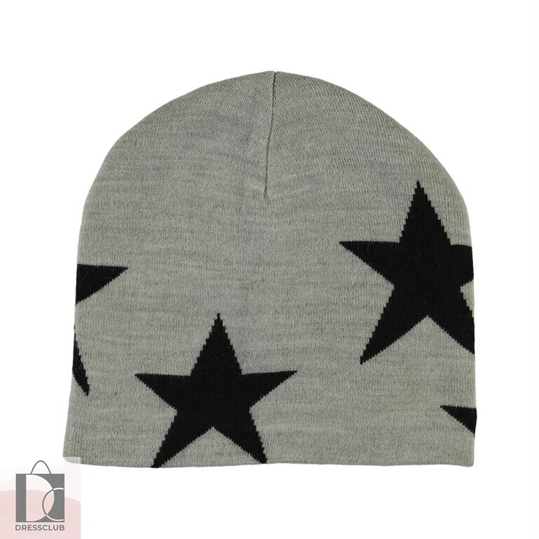 Molo Colder Grey melange шапка