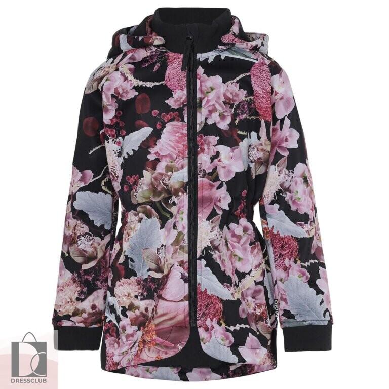 Molo Hillary Bouquet куртка