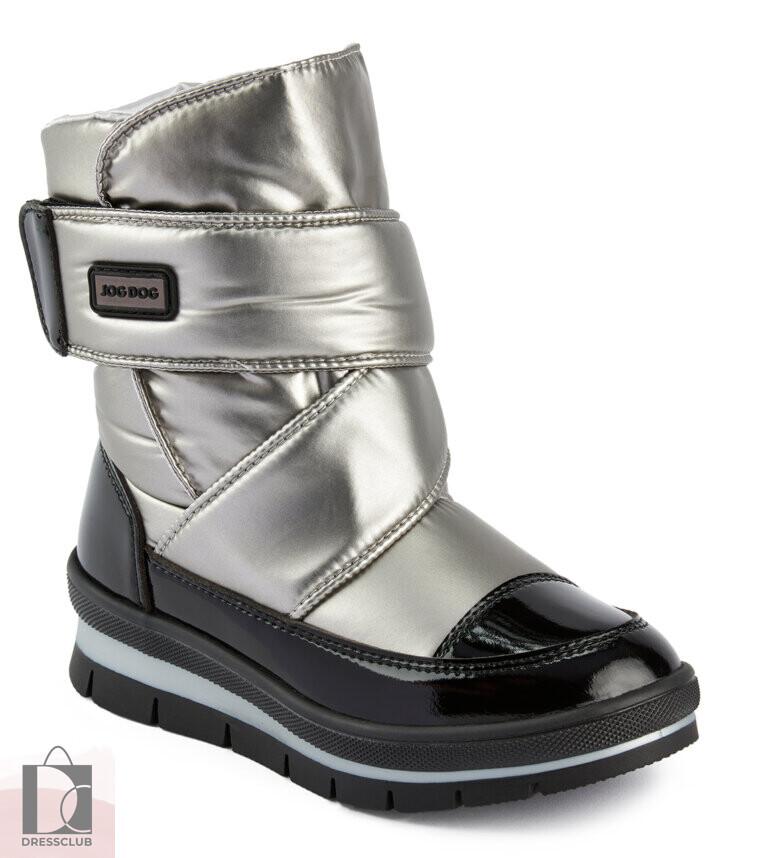 JOG DOG Equilibrio 14069R ботинки серебряный балтико