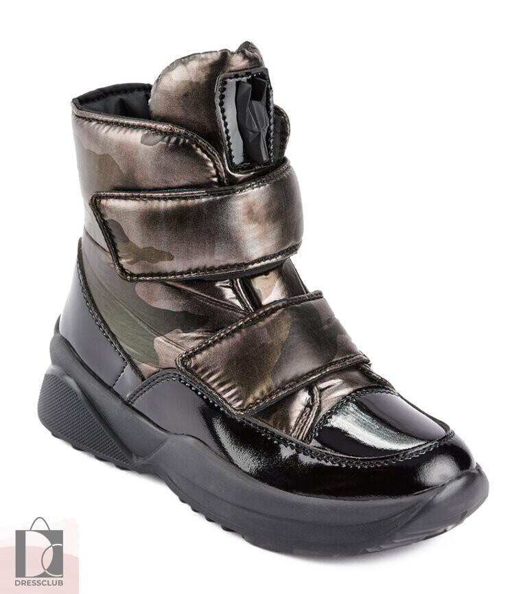 JOG DOG Algea 1624R ботинки пельтро дизайн