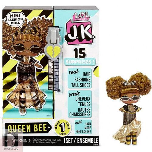LOL Surprise J.K. - Mini Fashion dolls QUEEN BEE кукла