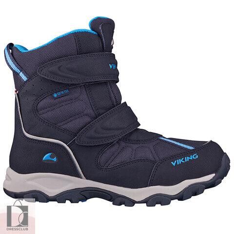 Ботинки Viking Beito GTX Navy (Синий)