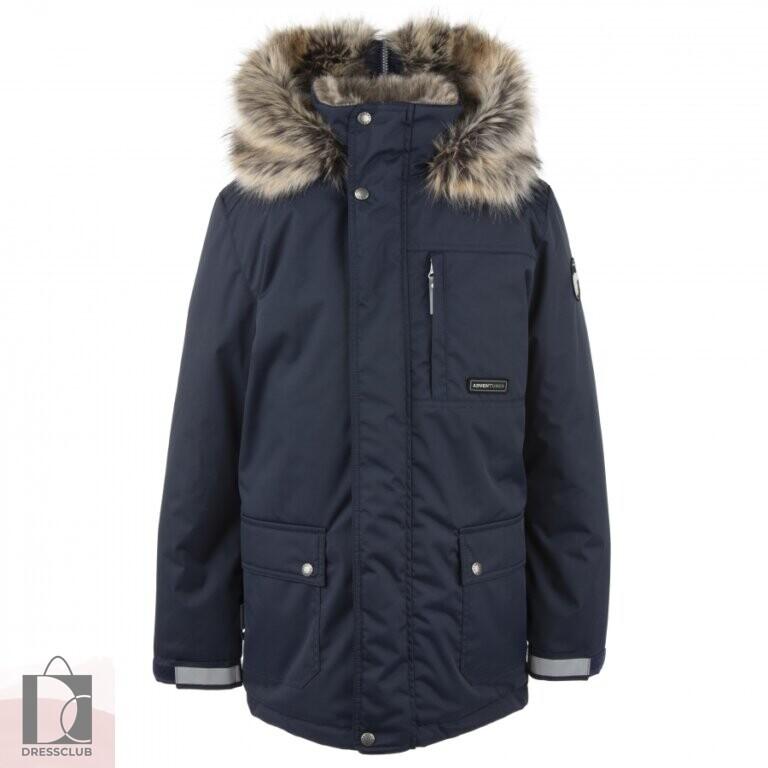 Kerry JAKO 00229 куртка-парка для мальчиков (темно-синий)