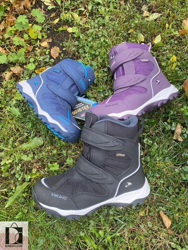 Ботинки Viking Beito GTX Black/Grey