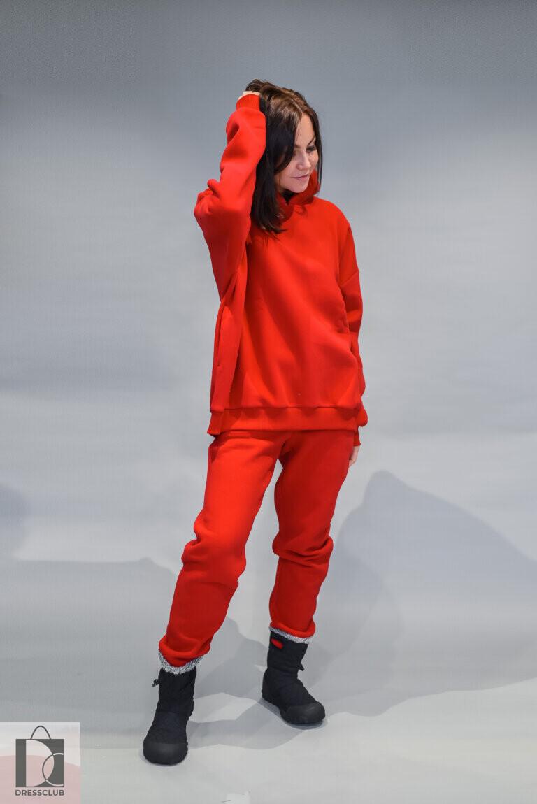 Dressclub костюм красный