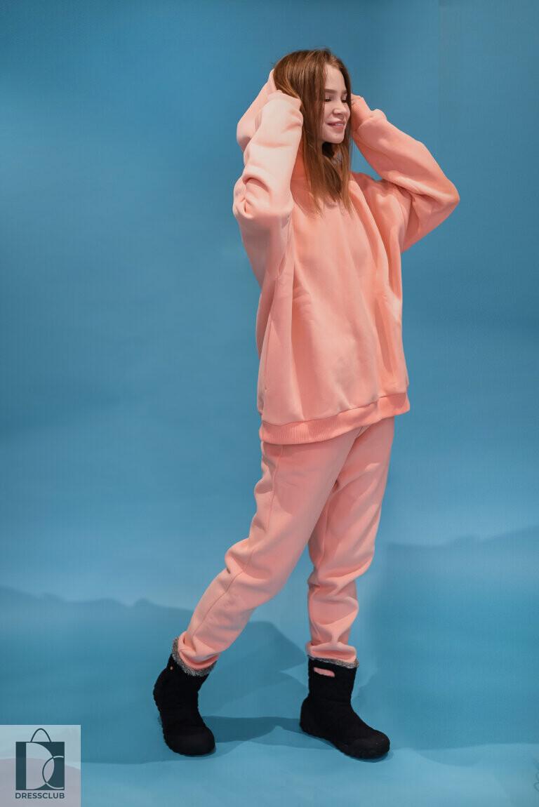 Dressclub костюм персиковый