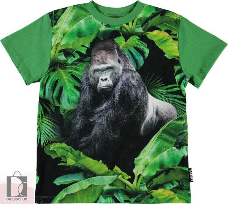 Molo Roxo Gorilla комплект: футболка и шорты