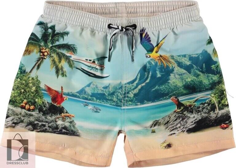 Molo Niko Welcome To Hawaii шорты
