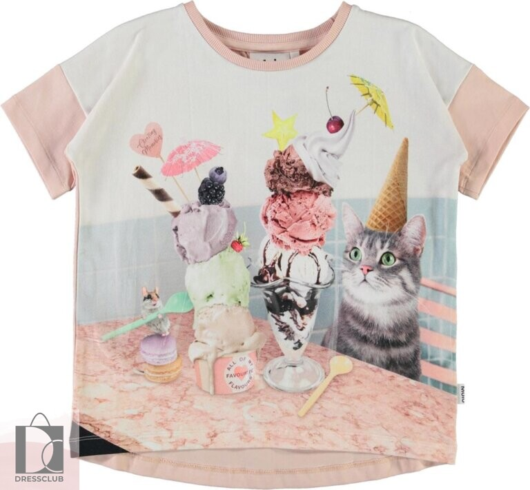Molo Raeesa Fav Flavours футболка