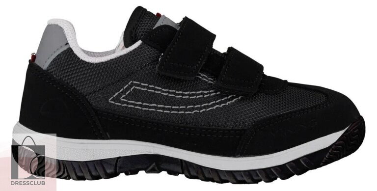 Viking Durable Kids Shoe black полуботинки
