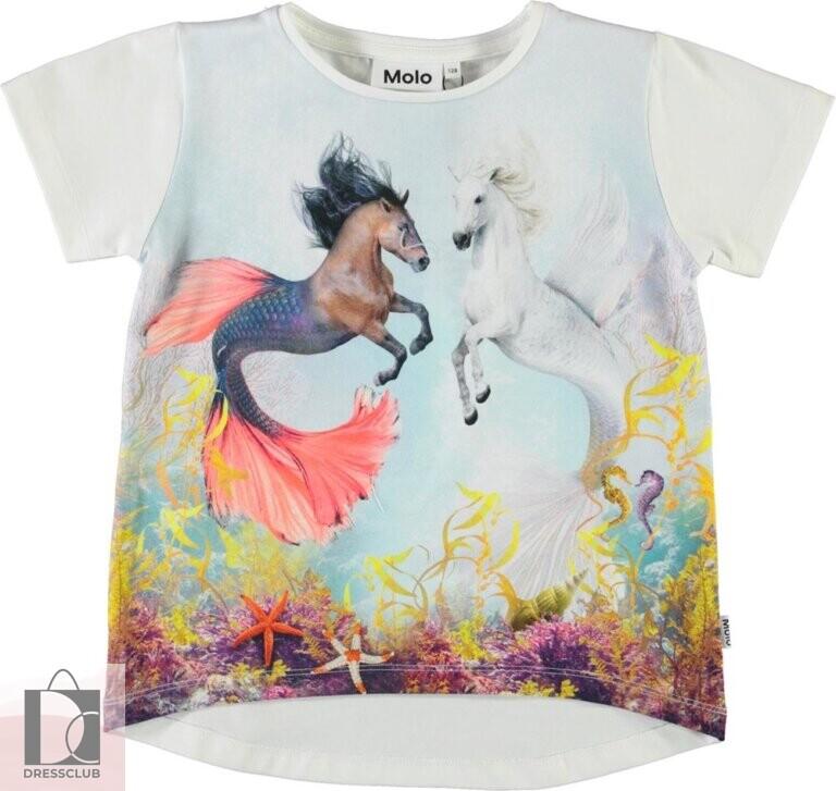 Molo Risha Sea Ponies футболка