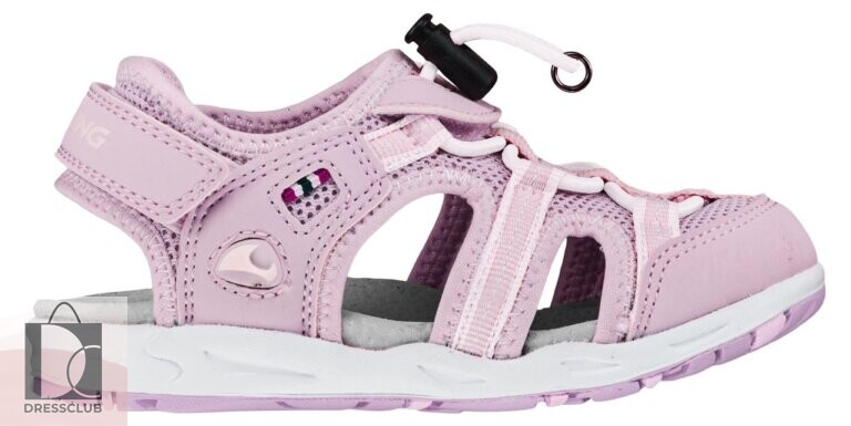 Viking Kids Sporty Sandal Lilac/Light Lilac сандалии