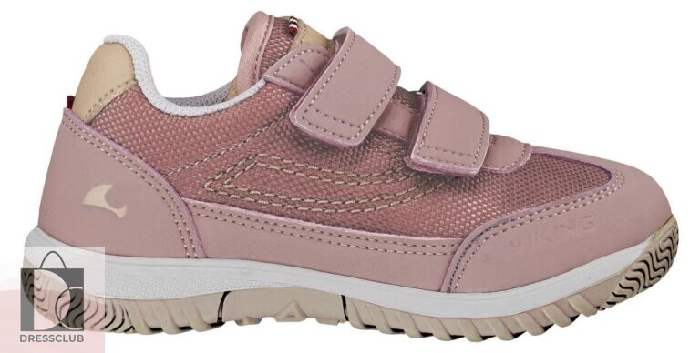 Viking Durable Kids Shoe Dusty Pink полуботинки