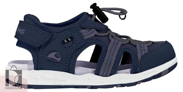 Viking Kids Sporty Sandal Navy/Grey сандалии