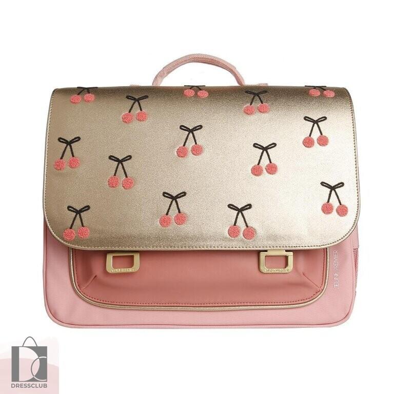 Jeune Premier портфель It bag MIDI Cherry Pompon