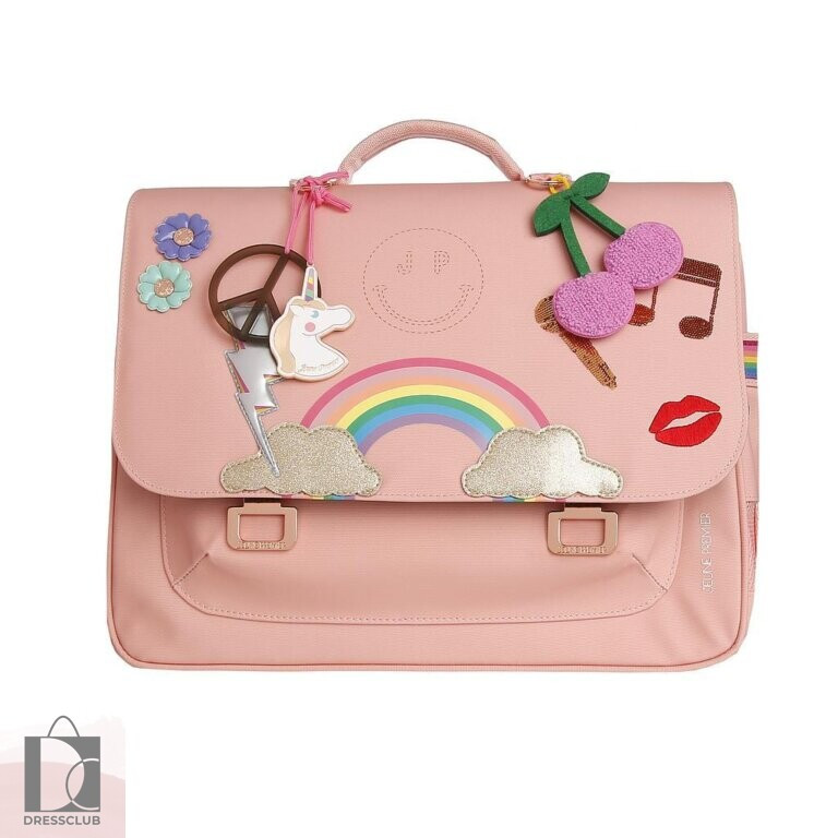 Jeune Premier портфель It bag MIDI Lady Gadget Pink