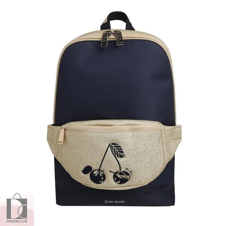 Jeune Premier рюкзак со съемной поясной сумкой Backpack Jackie Icons