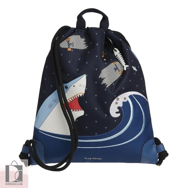 Jeune Premier сумка для обуви и спортивной формы City Bag Sharkie