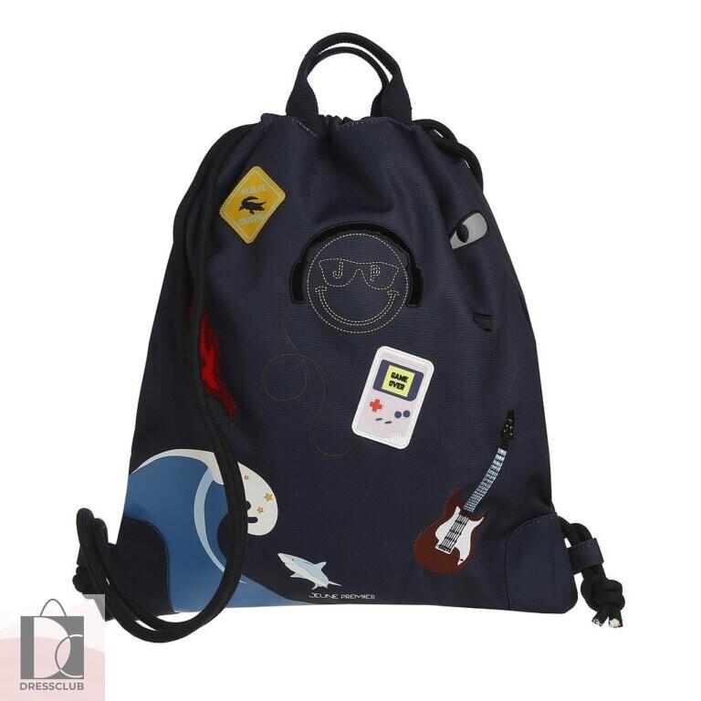 Jeune Premier сумка для обуви и спортивной формы City Bag Mr. Gadget