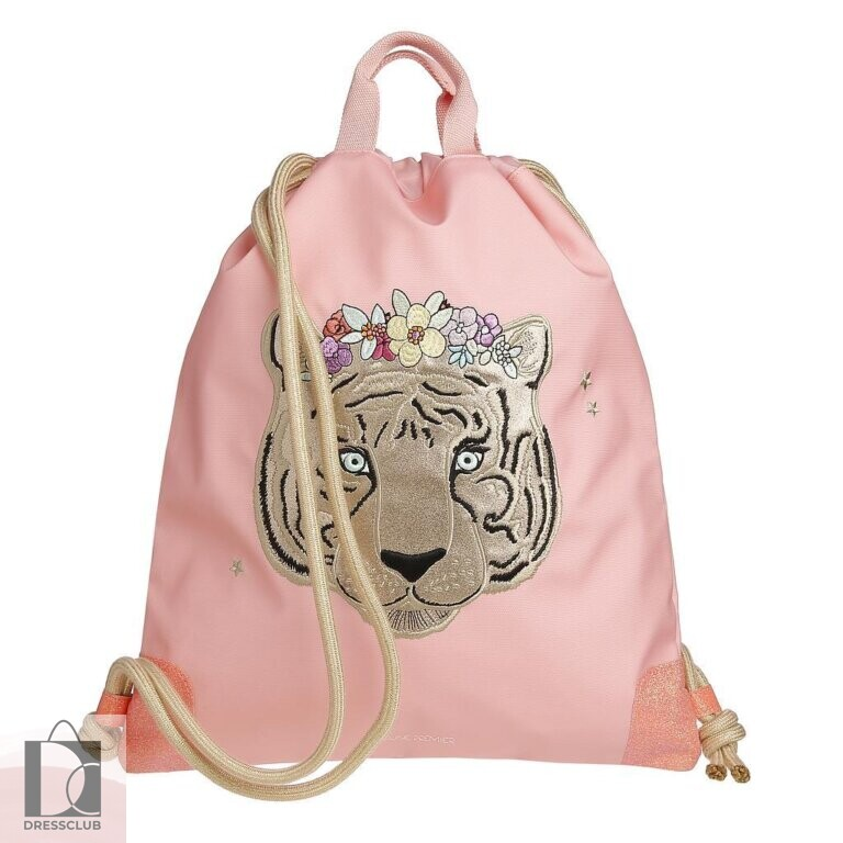 Jeune Premier сумка для обуви и спортивной формы City Bag Tiara Tiger