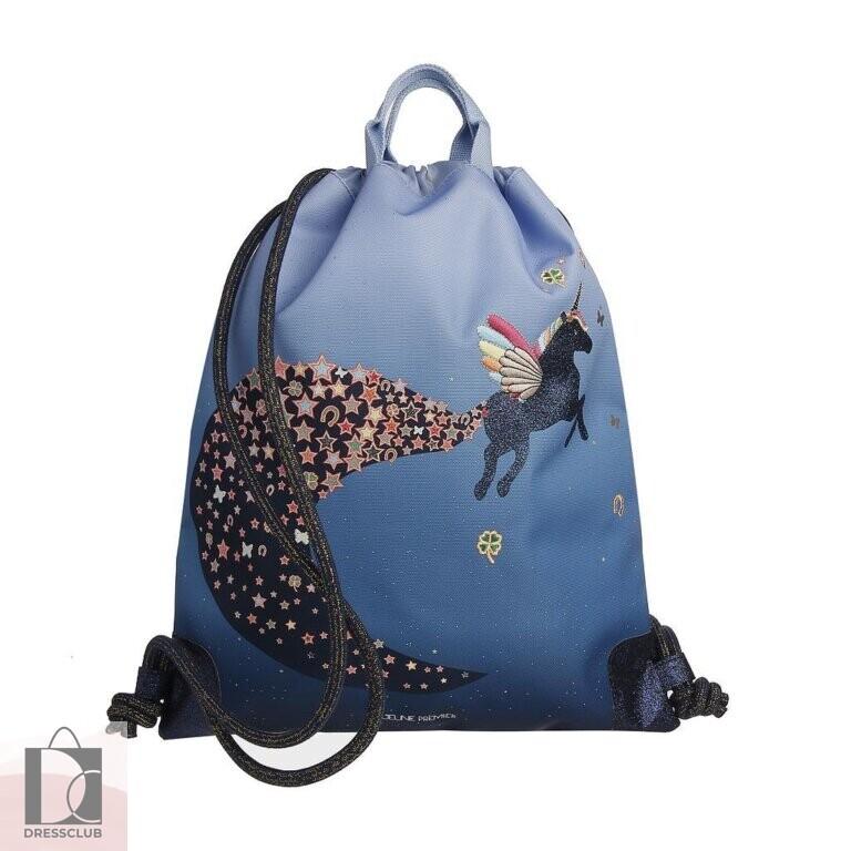 Jeune Premier сумка для обуви и спортивной формы City Bag Unicorn Universe
