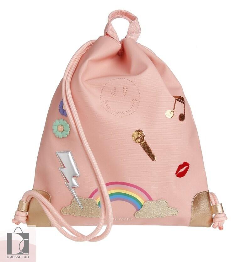 Jeune Premier сумка для обуви и спортивной формы City Bag Lady Gadget Pink