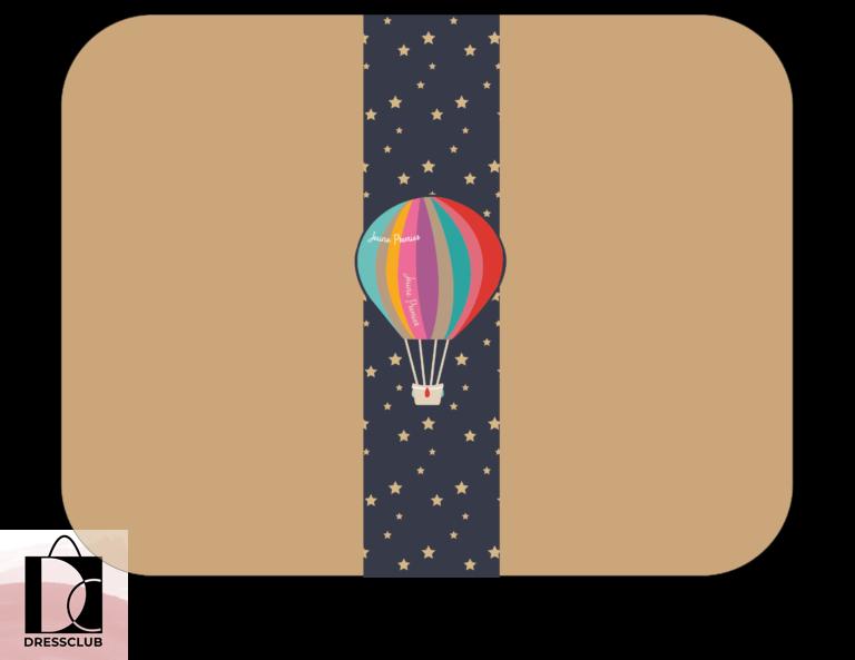 Jeune Premier контейнер для обедов Balloons
