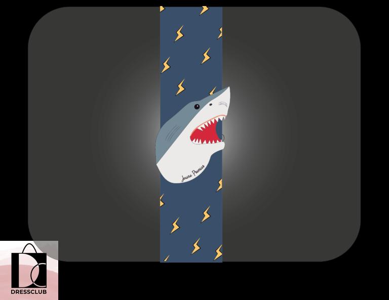 Jeune Premier контейнер для обедов Sharkie