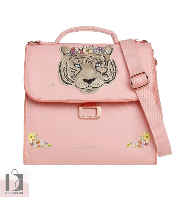 Jeune Premier сумка для еды и прогулок Lunch Bag Tiara Tiger