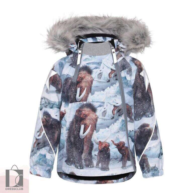 Molo Hopla fur Mammoth куртка