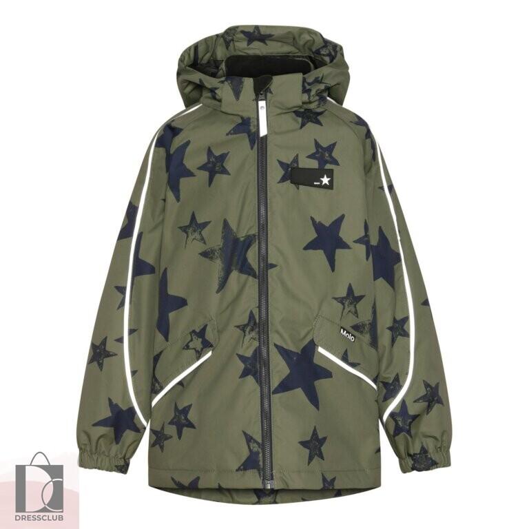 Molo Heiko Carbon Star куртка