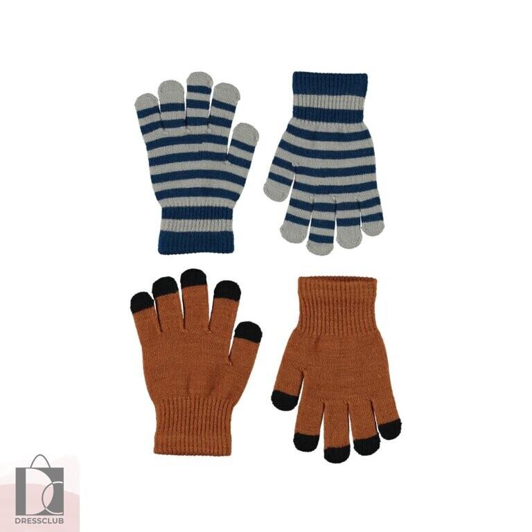 Molo Keio Iron перчатки