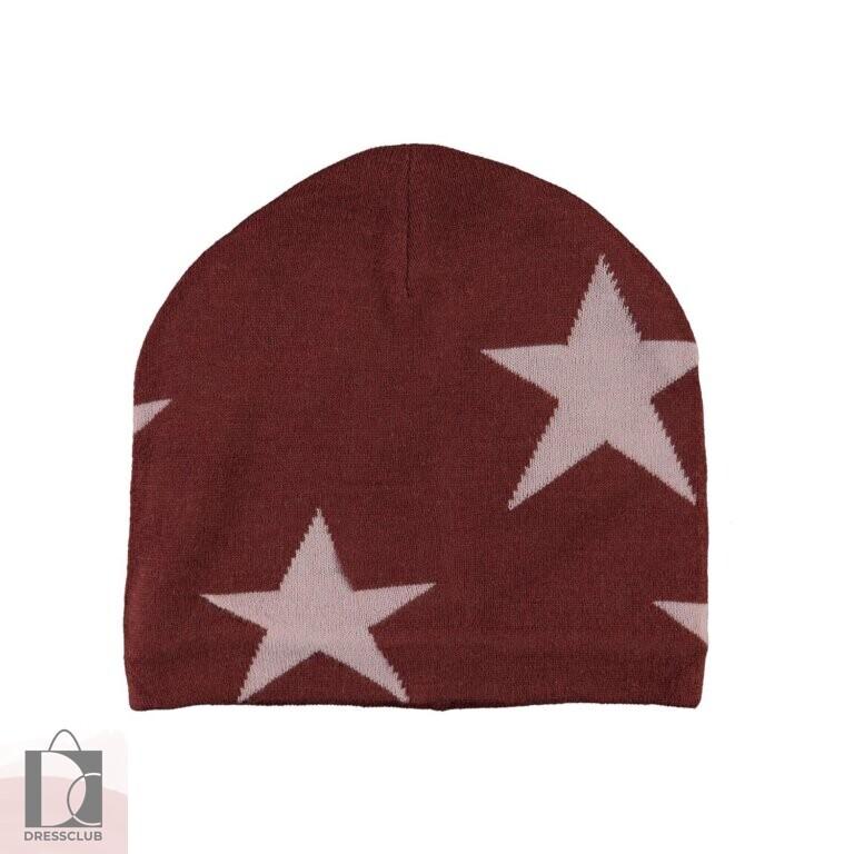 Molo Colder Rosewood шапка