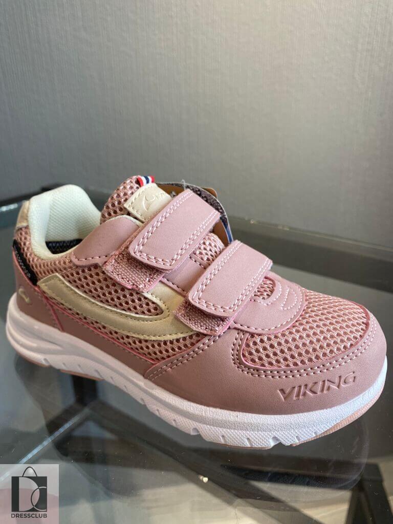 Viking Hovet WP Light Pink кроссовки