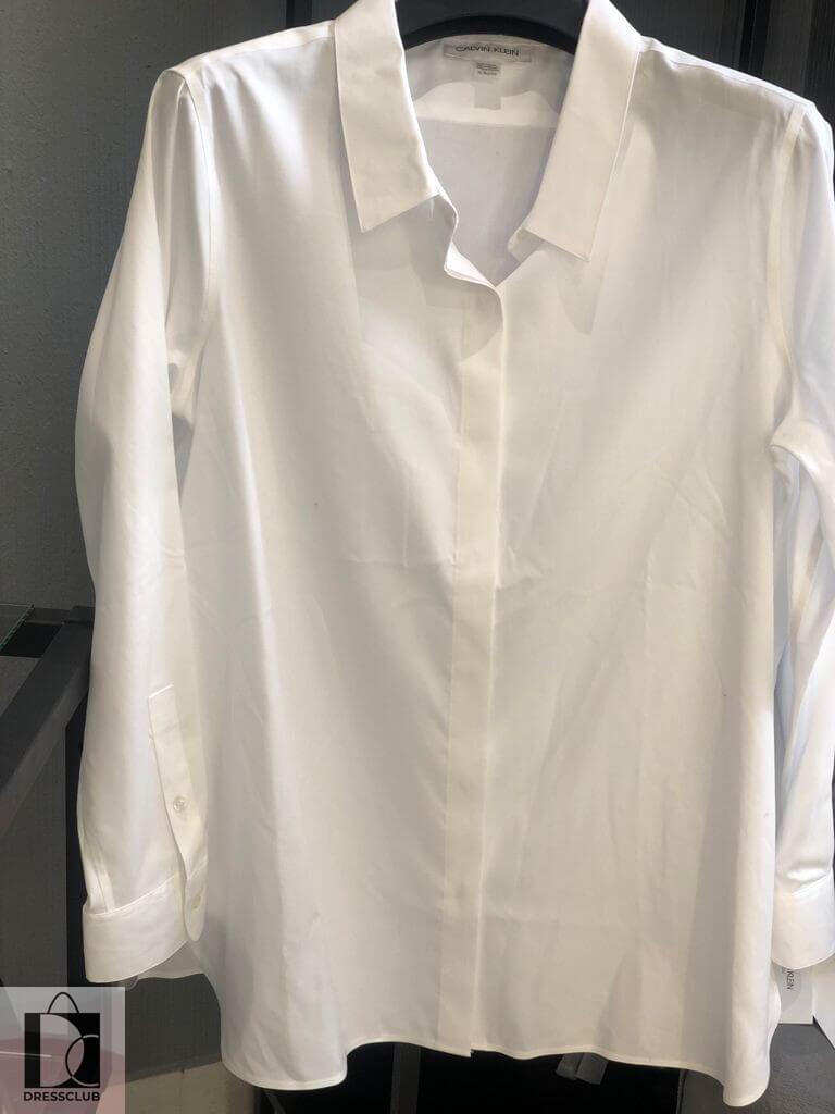 Calvin Klein рубашка прямая